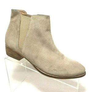 Seychelles Wake Chelsea Ankle Suede Leather Boots